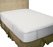 Sweet Dreams Twin Waterproof Diamond Quilted Mattress Pad - H198722