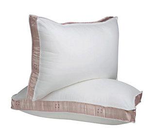 Authentic Comfort Memory Foam Contour 2 Pk Pillows
