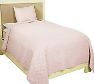 Northern Nights Providence 100Cotton TW Coverlet and Sham Set - H195835