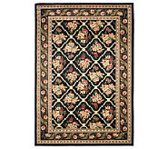 Lyndhurst Floral Lattice Power Loomed 89 x 12 Rug - H356838