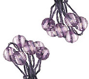 Bethlehem Lights Set of 2 Metallic Jewel Bead Lights - H198747