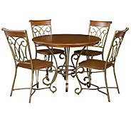 Home Styles St. Ives 5 Piece Dining Set - H187248