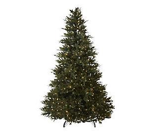 Santas Best 75 FrasierFir Christmas Tree with EZ Power     QVCcom IJ5RoQdH