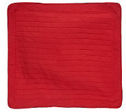 Liz Claiborne New York Marseilles 100Cotton Quilted Sham - H190355