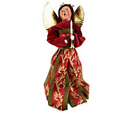 Byers Choice Handcrafted Singing Angel Collection - H198055