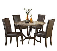 Hillsdale Furniture Monaco 5 Piece Dining Set - H183756