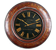 Tyrell Clock by Uttermost - H185956