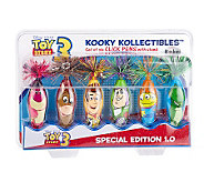 Set of 6 Limited Edition Toy Story or Marvel KookyKlickerPen - H166758
