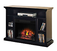 Beverly Media Electric Espresso-Finish Fireplace - H173058