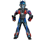 Optimus Prime Movie 3-D Deluxe Child Costume - H170062