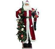 60 Traditional Santa with Gifts by Santas Workshop - H362964