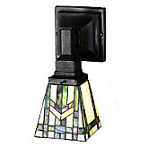 Meyda Praire Wheat Mission Sconce - H117265