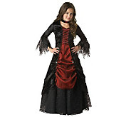 Gothic Vampira Elite Collection Child Costume - H151166
