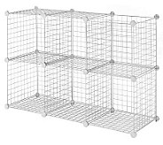 Whitmor Wire Storage Cubes Set 6 - H367767