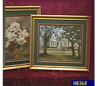 Choice of glynda turley triple matted framed prints for Glynda turley painting