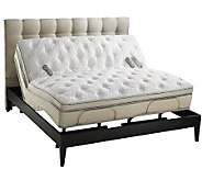 Sleep Number Cal-King Size Premium Adjustable Bed Set - H200170