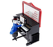 Mr. Christmas Play it Again Polar Bear with Voice Activation - H197577
