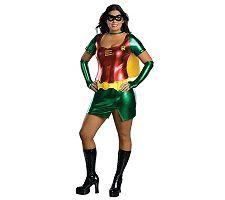 Robin Plus Adult Halloween Costume