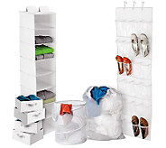 Honey-Can-Do Back-To-School Home Organization Kit - H367378