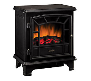 Duraflame Electric Stove — QVC