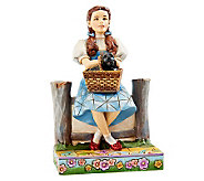 Jim Shore Wizard of Oz Dorothy and Toto Figurine - H198882