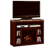 ChimneyFree Adams Home Theater Electric Fireplace with Remote - H354184