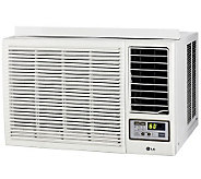 LG Electronics 12,000 BTU Window AC w/Heat andRemote - H362192