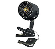 RoadPro(R) Variable Speed Tornado Fan - 12 Volt - H70195