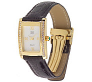 Jacqueline Kennedy Classic Rectangular Case Watch - J151804