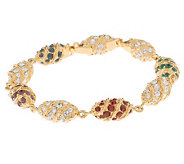 Jacqueline Kennedy Royal Color Bracelet - J151811