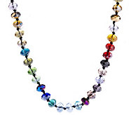 Joan Rivers Color Theory 56 Necklace w/3 Extender - J159961