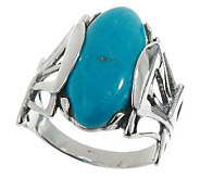 Carolyn Pollack Hudson Sky Sterling Ring - J262478