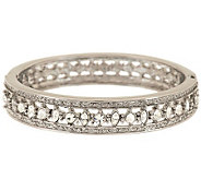 Jacqueline Kennedy Engagement Bangle Bracelet - J277382