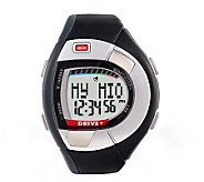 MIO Mens Drive   Strapless Heart Rate MonitorWatch - J303795
