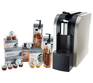 Starbucks 580 Verismo Espresso Amp Coffeemaker Wpods Amp