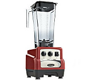 Omega BL490 3HP/82oz Variable Speed Blender w/ Advanced Timer - K300524