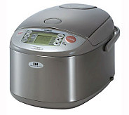 Zojirushi 10-Cup Induction Heating System RiceCooker - K123429