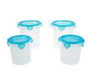 Lock & Lock 4-Piece Straining Container - K39431