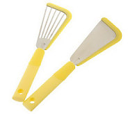 Kuhn Rikon Soft Edged Flexible Spatula Set - K32039