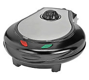 Kalorik Heart-Shaped Waffle Maker - Black - K298543