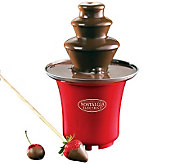 Nostalgia Electrics Mini Chocolate Fountain - K300944
