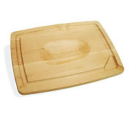 J.K. Adams Pour Spout Cutting Board - Maple - K125447