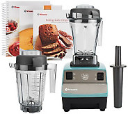 Vitamix Creations 48 oz. 15-in-1 2-Speed Blender w/Dry Container - K38547