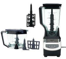 Ninja Kitchen System 1100 Watt 72 oz Blender w/40 oz Bowl