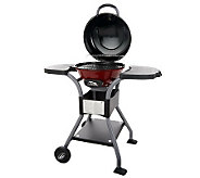 Masterbuilt 322 sq. in. Electric Patio Grill w/ Cover, Tongs & Spatula - K39074