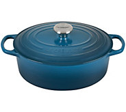 Le Creuset Signature Series 5-Qt Oval French Oven - K299176