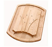 J.K. Adams Spiked Traditional Carving Board - K121886