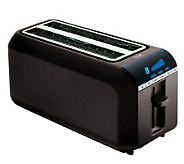 T-Fal 4 Slice Toaster - Black - K130386
