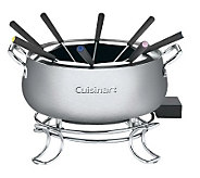 Cuisinart 3-Quart Electric Fondue Set - K119188