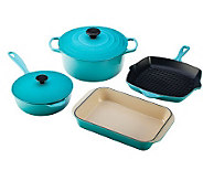 Le Creuset Signature Series 6-Piece Set - K299290